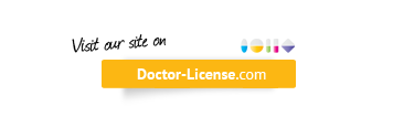 Visit Doctor License Website
